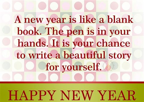 meaningful happy new year wishes messages 1
